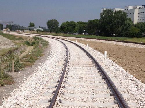 Nuovo raccordo ferroviario a servizio dello stabilimento Barilla S.p.a.